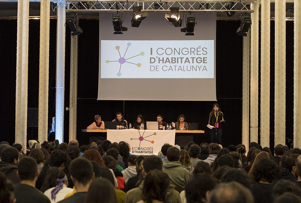Congrés d'Habitatge de Catalunya posa en el punt de mira a Divarian, el fons voltor del BBVA